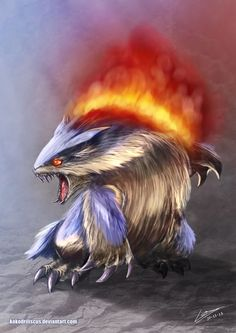 Typhlosion by *kokodriliscus on deviantART