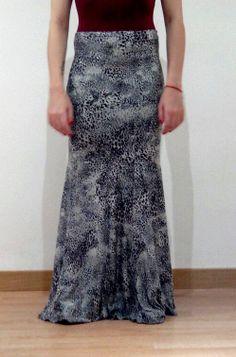 Falda de 6 piezas