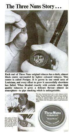Pipe Smoking, Tins, Advertising, Smoke, Accessories, Vintage, Smoking Pipes, Smoking, Tin Cans