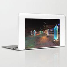 Under Ground Light Therapy Laptop & iPad Skin