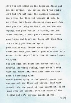 Typewriter Series #61 – Anthea Yang