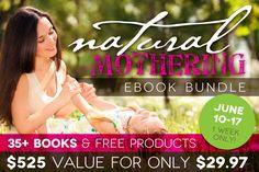 Natural Mothering eBook Bundle