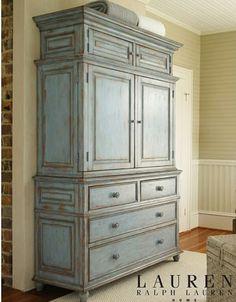 Ralph Lauren · Painted Bedroom FurniturePainted ...