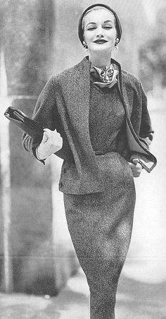 pinterest.com/fra411 #vintage #fashion - Sunny Harnett. Jm.