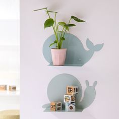 Create a decorative and fun atmosphere in your child's bedroom. Decorative shelf, available in three designs, price per item DKK 29,90 / EUR 4,22 / ISK 729 / NOK 44,40 / GBP 3,99 / SEK 42,60 / CHF 5,34 / FO-DKK 35,03  .  .  You can find our catalogue through the link in our bio. However, please note that the items from the catalogue will be available for sale from Thursday, 8 February 2018 and while stocks last.