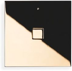 PLH - Ultra Glam wall switch plates in 24k gold!!!