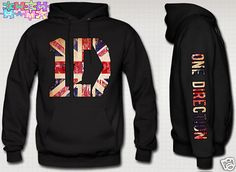 This is the hoodie I want because it has pictures of them in the union jack!