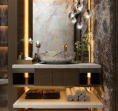 Bathroom Sink Design, Bathroom Design Luxury, Bathroom Wall Decor, Bathroom Ideas, Bathroom Organization, Bathroom Storage, Bathroom Mirrors, Budget Bathroom, Bathroom Remodeling
