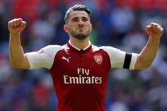 Sead Kolasinac names Arsenal academy graduate Reiss Nelson as the teenager he tips to achieve great things - Mirror Online