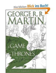 A Game of Thrones: The Graphic Novel: Volume Two: Amazon.de: George R.R. Martin, Tommy Patterson, Daniel Abraham: Fremdsprachige Bücher