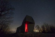Gemma Observatory / Anmahian Winton Architects - New Hampshire, United Kingdom