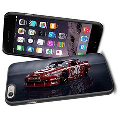 NASCAR RACING ACTION, Cool iPhone 6 Smartphone Case Cover Collector iPhone TPU Rubber Case Black Phoneaholic http://www.amazon.com/dp/B00TWGR8XK/ref=cm_sw_r_pi_dp_VFhnvb04B76EM