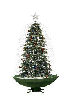 <p>Valmiiksi koristeltu upea joulukuusi, jossa on mukana musiikki ja lumisade!</p>