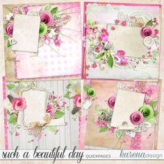 Beautiful Day, Digital Scrapbooking, Shop, Collection, Design, Design Comics, Store