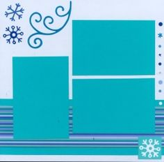 Christmas Scrapbook Layout Doodle Bug Essentials. Beach papers