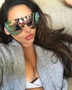 cfe059ca7ec In love with my glasses from 💗 Theyre the perfect touch when u wanna look  scene but you re really not and you re really at home laid up watching  novelas ...