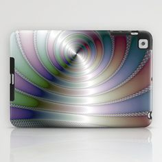 quickMAN_0031 iPad Case by fracts - fractal art - $60.00
