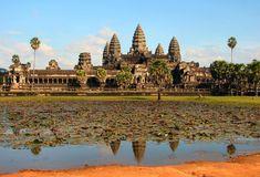 Angkor Wat ◆Cambodia - Wikipedia http://en.wikipedia.org/wiki/Cambodia #Cambodia