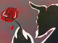 """""""Belle en het Beest"""" van Margot Francken"""