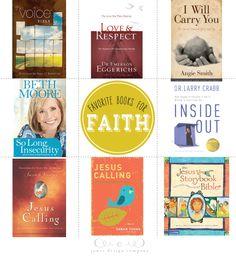 book week: favorite faith-based reads