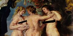 """12 Gorgeous Photographs That Show What """"Ideal Beauty"""" Used to Be (NSFW) -Cosmopolitan.com"""
