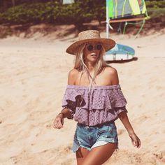 Beachin' style - Halley Elefante