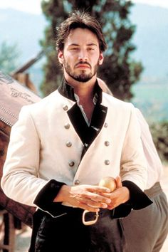 The character Don John (played by Keanu Reeves) in Much Ado About Nothing is a reference to the John Wick trilogy. Shakespeare liked Keanus acting so much he wrote the role specifically for him. Keanu Reeves Young, Keanu Reeves John Wick, Keanu Charles Reeves, Keanu Reeves Dracula, Keanu Reeves Matrix, John Rick, Don John, Keanu Reeves Quotes, Keanu Reeves Movies List
