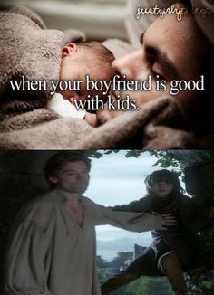When your boyfriend is good with kids - Imgur