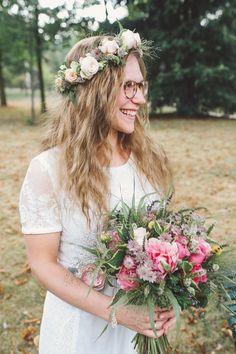 秋のウェディングブーケ♡ | パリのお花屋さん