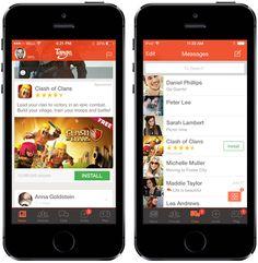 Native Ads Mobile Marketing, Digital Marketing, Native Advertising, Twitter S, Picnic Time, Facebook Instagram, Tango, App Design, Mobile App