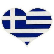 My heart is with Greece.