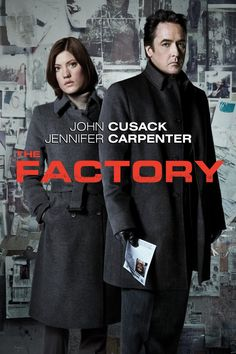 The Factory~I can't believe I never heard of this movie until Netflix..It scared the heck out of me !