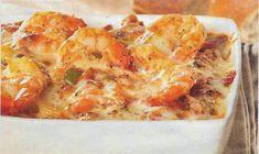 ... een aanrader !!!! Ingrediënten: 700 g middelgrote scampi 500 g mediterrane groentemix(tomaat, aubergine, courgette, ui, p...