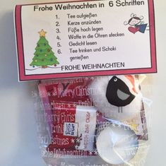 Diy Presents Colleagues Christmas - Weihnachten Dekoration Diy Presents, Diy Gifts, Best Gifts, Christmas Drinks, Christmas Presents, Christmas Christmas, Making 10, Pinterest Blog, Pin Collection
