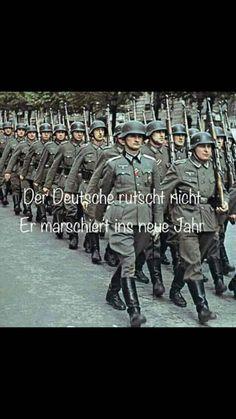 Wehrmacht Silvester