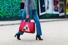 Street Style London Fashion Week Spring 2016 - London Fashion Week Street Fashion   Teen Vogue