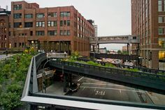 High Line Park Tour. Great tours...tip based, friendly and knowledgeable tour guides.  Check out the site and and book a tour.