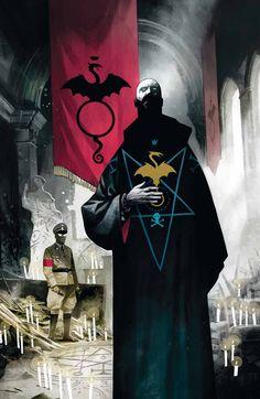 Rasputin: The Voice of the Dragon #1 (of 5)