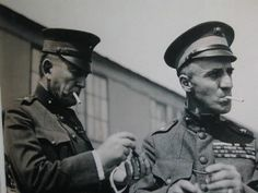US Marine legends Major General John Lejeune and Brigadier General Smedley Butler taken at Quantico in the 1920 Marine Corps History, Marine Corps Humor, Us Marine Corps, My Marine, Military Humor, Military History, Military Veterans, Army Love, Us Army