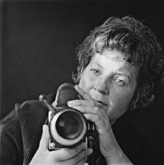 Marianne Sin-Pfältzer, autoritratto, anni Sessanta