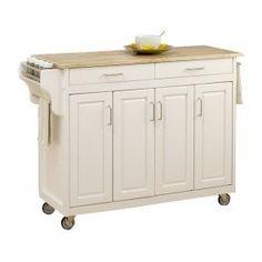 Rolling Kitchen Island Cart - Foter