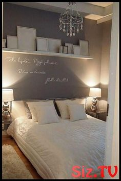 40 + modern and dreamy dorm & bedroom design ideas for you - Page 2 of 44 - SooPush Loft Beds For Teens, Romantic Bedroom Design, Cosy Decor, Dorm Design, Best Bedding Sets, Bedroom Layouts, Apartment Interior Design, Living Room Grey, Bed Styling