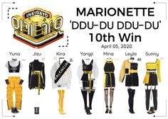 Marionette-official on ShopLook Baddie Outfits Casual, Kpop Fashion Outfits, Stage Outfits, Cute Casual Outfits, Stylish Outfits, Couple Halloween Costumes For Adults, Costumes For Teens, Couple Costumes, Adult Costumes
