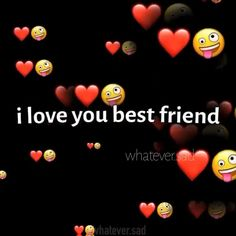 Best Friend Song Lyrics, Cute Song Lyrics, Love Song Quotes, Best Friend Gifs, Love You Best Friend, Friends In Love, Best Friend Video, Romantic Songs Video, Love Romantic Poetry