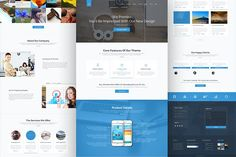 The Business WP Creative Theme by Anonymous Theme on @creativemarket