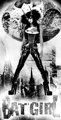 batgirl by artist Tom kelly on the web at TomKellyART.deviantart.com on @DeviantArt