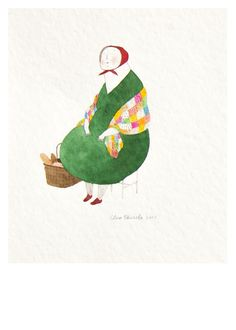Shop and discover emerging brands from around the world Portrait Illustration, Children's Book Illustration, Elena Odriozola, Henri De Toulouse Lautrec, Book Drawing, Designs To Draw, Cute Art, Childrens Books, Illustrators