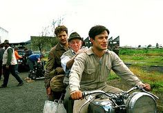 The Motorcycle Diaries You may have to read subtitles, but well worth it.