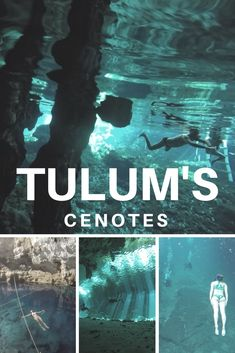 Check out our guide on the best cenotes for snorkeling and diving in Tulum, Mexico. Explore the best cenotes in Tulum.