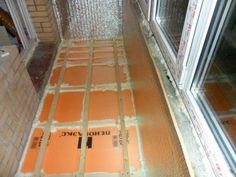 утепление балкона пеноплексом инструкция Window Benches, Tile Floor, Sweet Home, Stairs, Windows, How To Plan, Interior Design, House Styles, Building